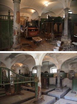 gödöllői kastélyfelújítás