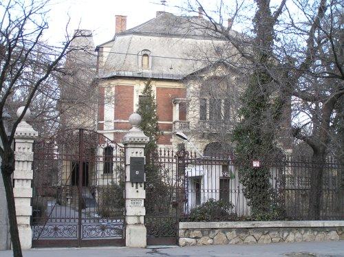 a Hermina úti villa, a tragédia színhelye (fotó: Wikipédia)