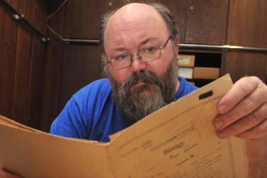 Vincze Gábor, a Nagy Magyarország főszerkesztője