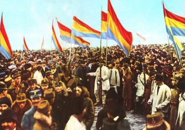 Gyulafehérvár, 1918. december 1.