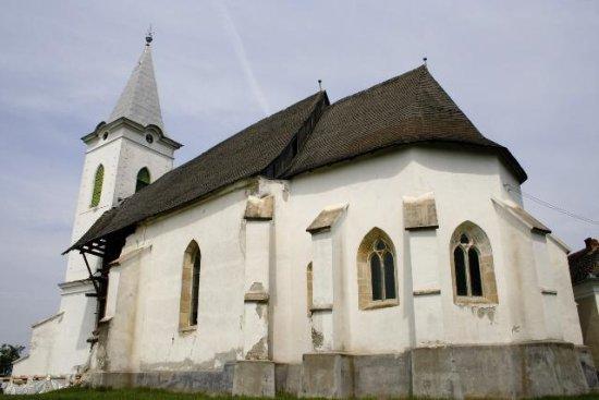a hadadi református templom