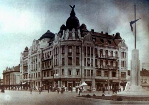 a Nyírvíz palota az 1920-as években (fotó: nyirviz.hu)