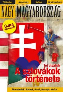 A szlovákok története (Nagy Magyarország 2009/3)