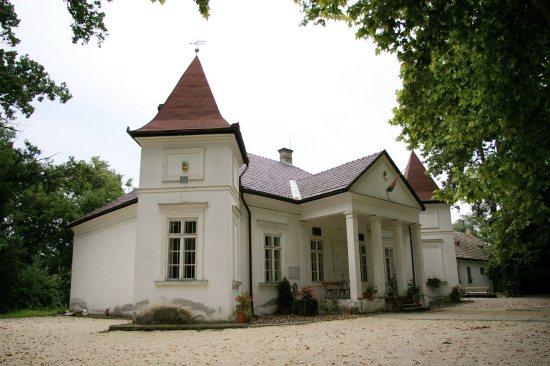 a tápiószelei Blaskovich-kúria