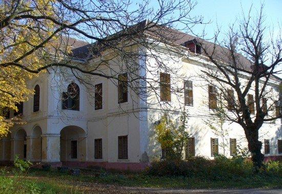 a sárközújlaki Vécsey-kastély (fotó: szatmar.ro)