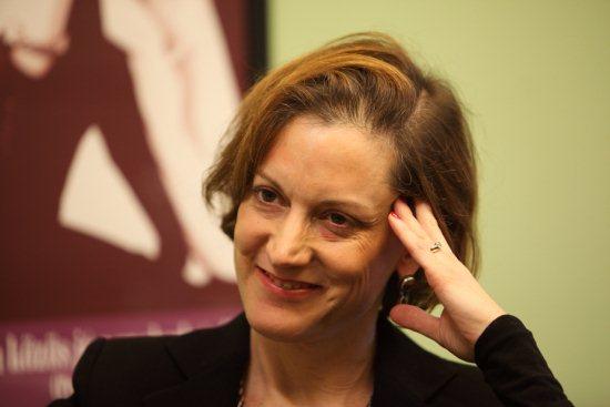 Anne Applebaum (fotó: Nagy Magyarország)