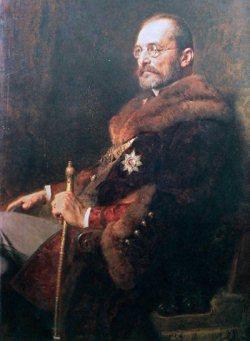 gróf Tisza István (1861-1918) Benczúr Gyula festményén