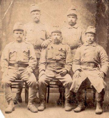 első világháborús jász katonák (netlabor.hu)