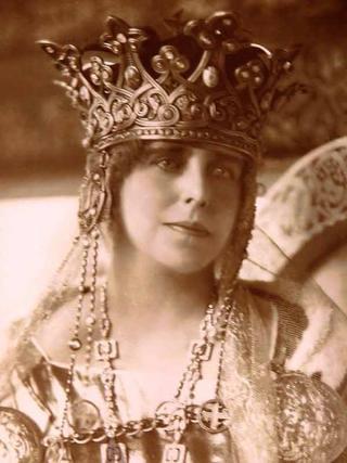 Mária román királynő