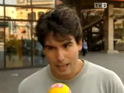 Nagy László a TV2-ben