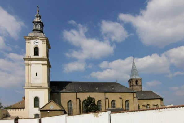 gyöngyösi ferences templom