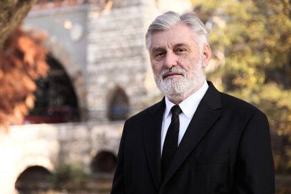 Raffay Ernő (fotó: Csalavári László, Nagy Magyarország)