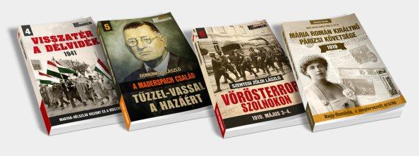 Nagy Magyarország Könyvek
