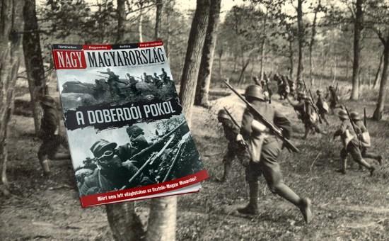 A doberdói pokol (Nagy Magyarország 2011/3)