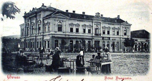 Hungária szálló