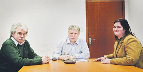 Bank Barbara, Sinkovics Ferenc és Szakály Sándor
