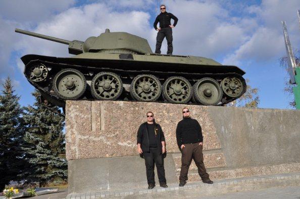 a II. Magyar Hadsereg nyomában