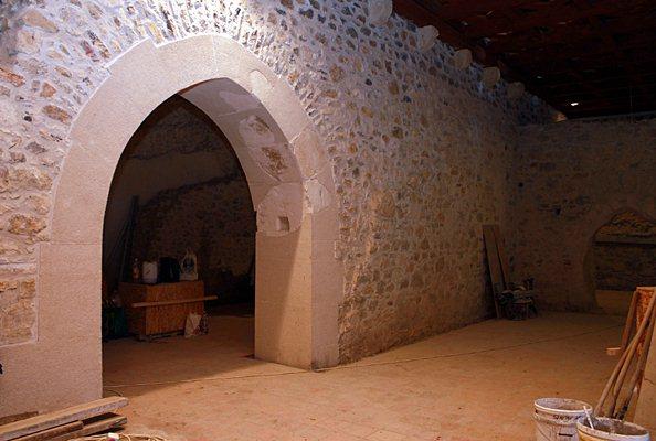középkori pécsi egyetem (fotó: Sándor Judit)