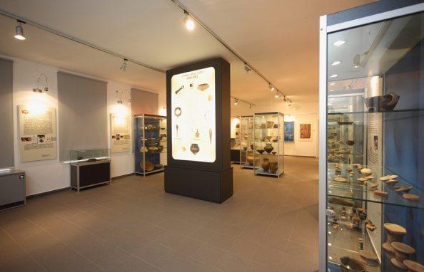 kiállítás Detken