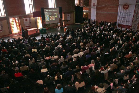 konferencia 2012. február 18-án (fotó: gorogkatolikus.hu)