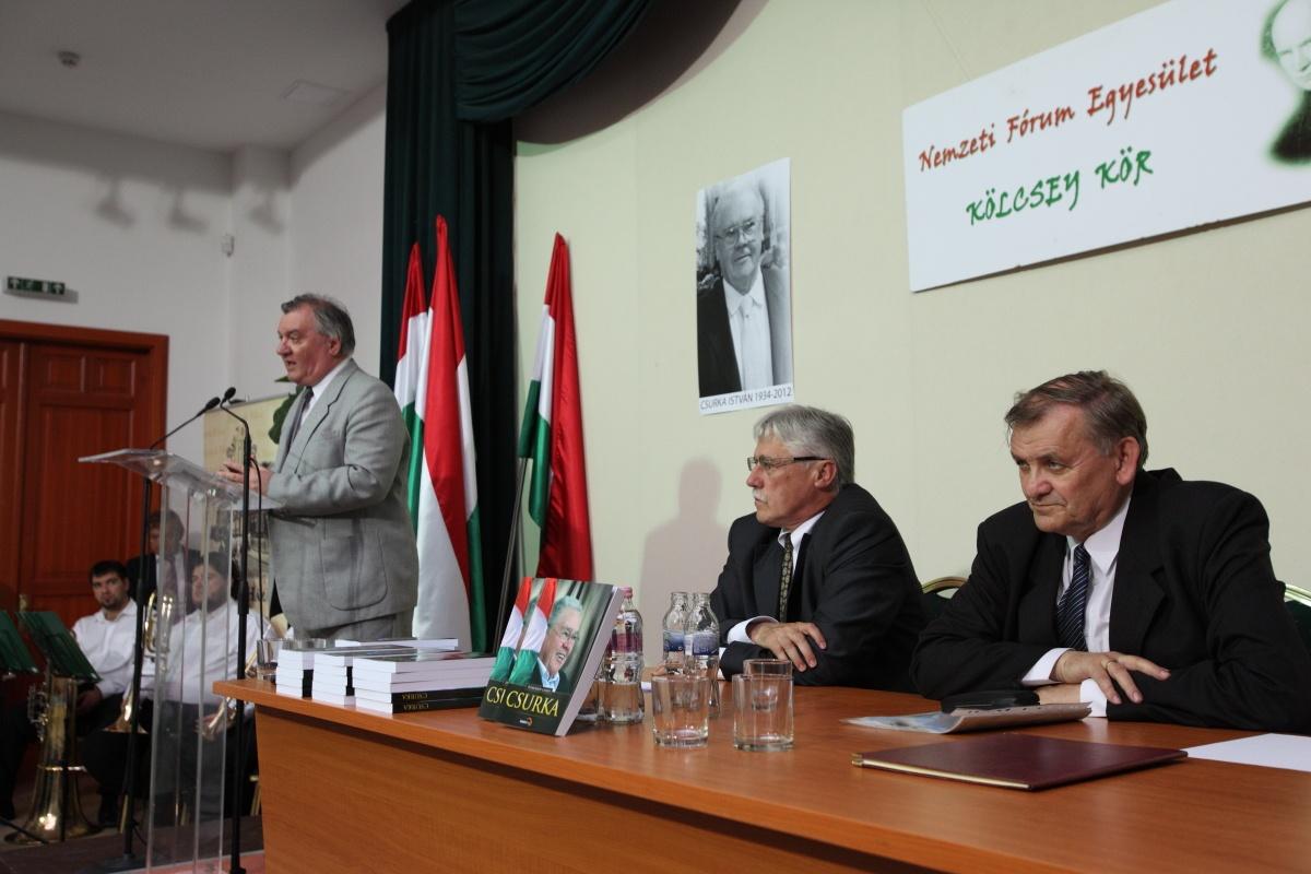 Domonkos László (fotó: Csalavári László)