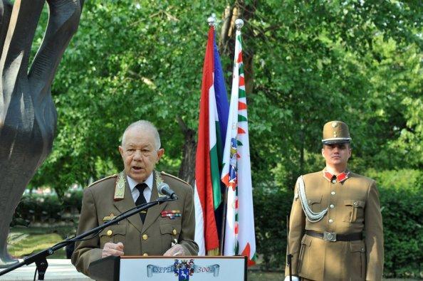 Kovács Sándor nyugállományú vezérőrnagy