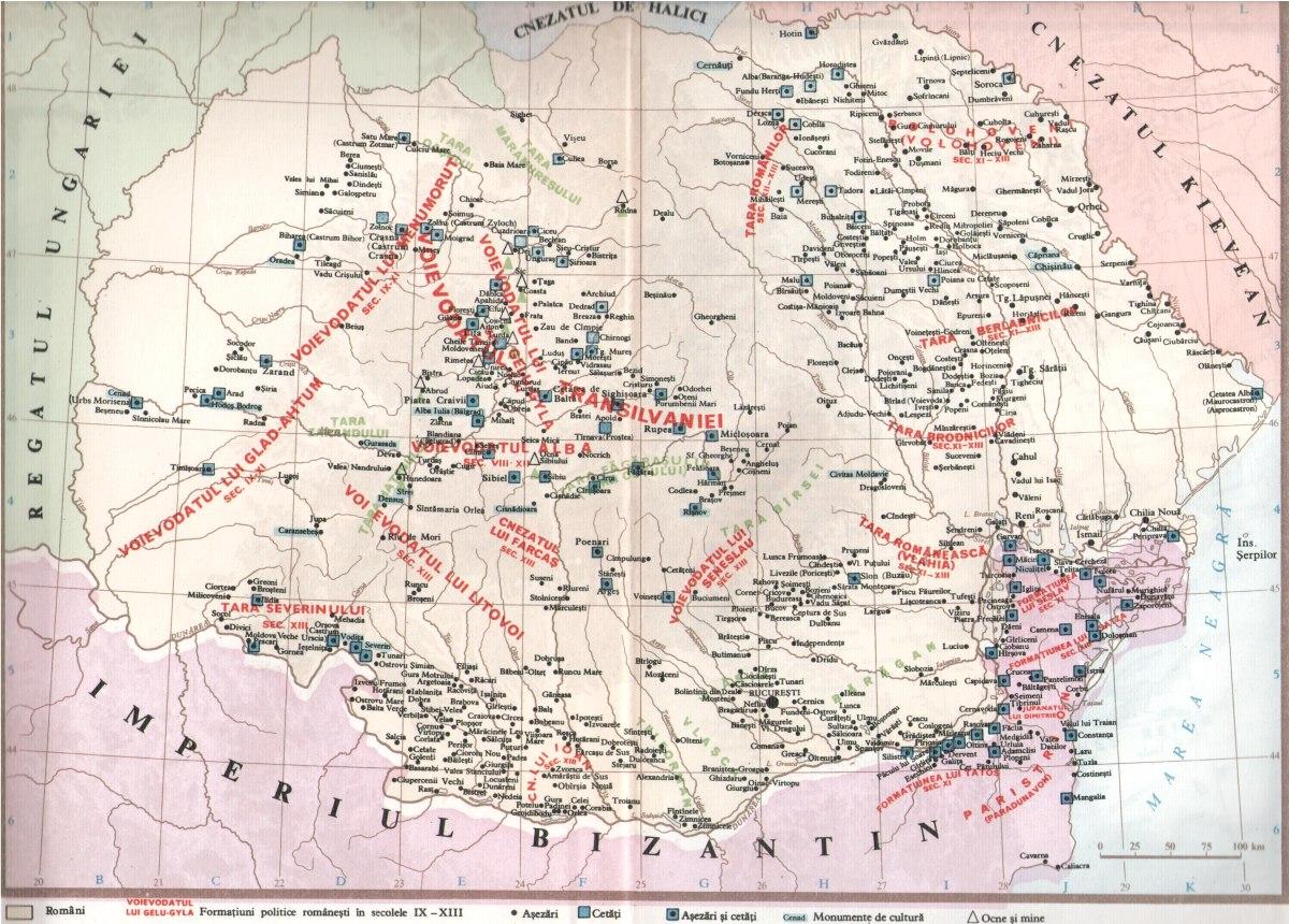 Erdélyi románok története