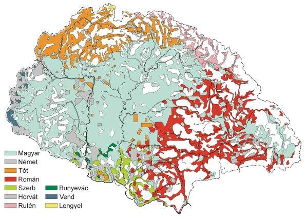 magyarország térkép 2012 Trianon és a térképek magyarország térkép 2012
