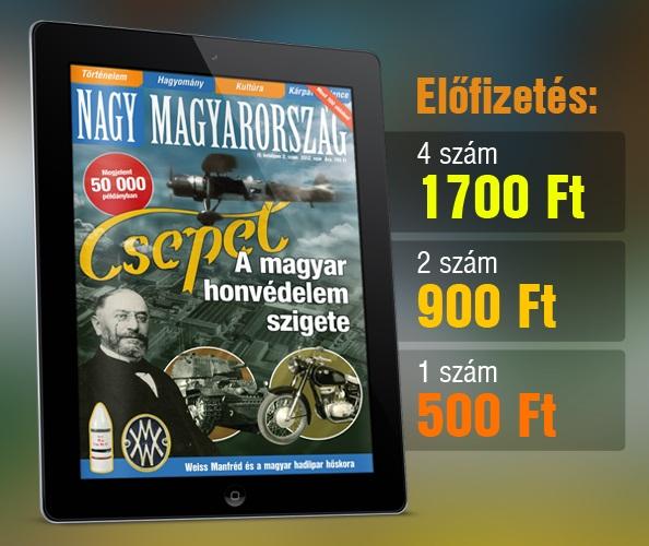 Nagy Magyarország dimag