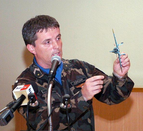 Somogyi Zoltán őrnagy