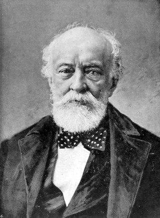 Kossuth Lajos 1892-ben (forrás: oszk.hu)