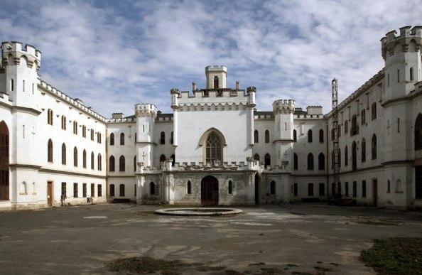 oroszvári kastély