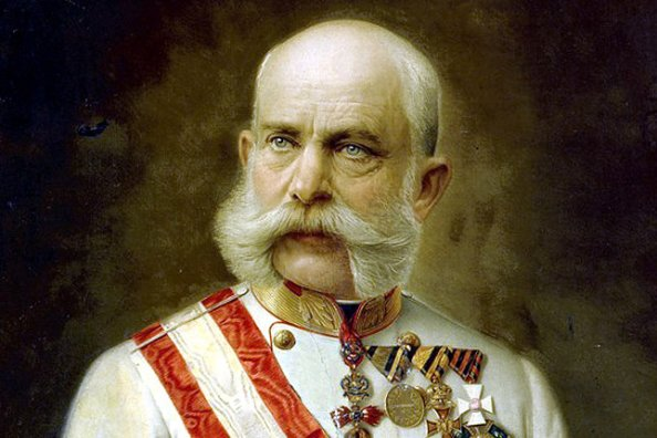 Ferenc József (kép: erdely.ma)