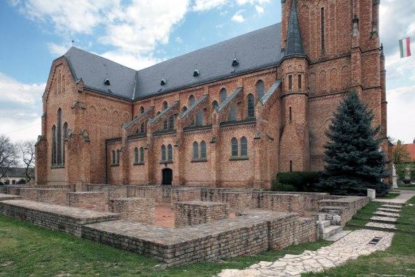 bátaszéki templom