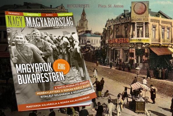 Magyarok Bukarestben
