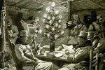Karácsony az olasz fronton
