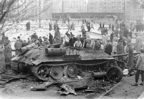 Budapest, 1956. november eleje