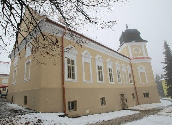 Madách-kastély, Alsósztregova (fotó: Somogyi Tibor)