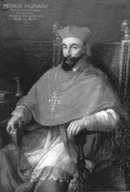 Pázmány Péter bíboros