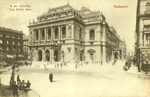 m. kir. Operaház