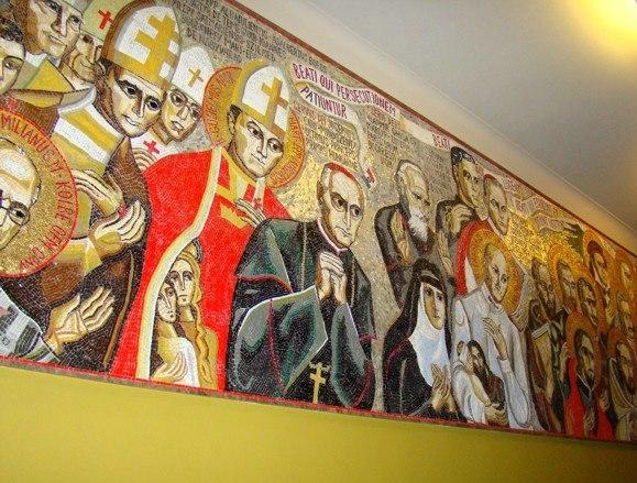 Magyarország és Lengyelország szentjei