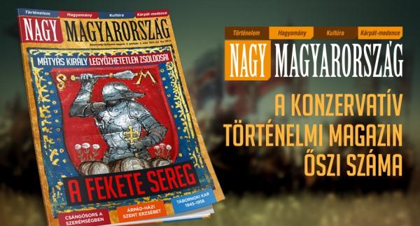 A fekete sereg – Nagy Magyarország 2013/3