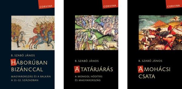 B. Szabó János könyvei