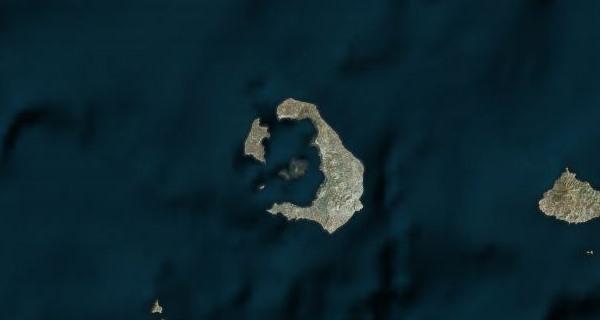 Szantorini szigete. Itt lett volna Atlantisz?
