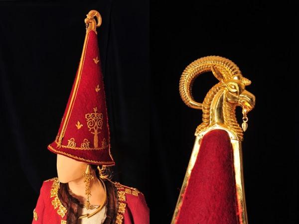 az Arany Hercegnő (fotó: Krim Altinbekov)