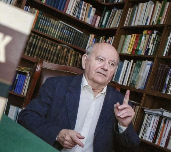 Popély Gyula (fotó: Vermes Tibor, Demokrata)