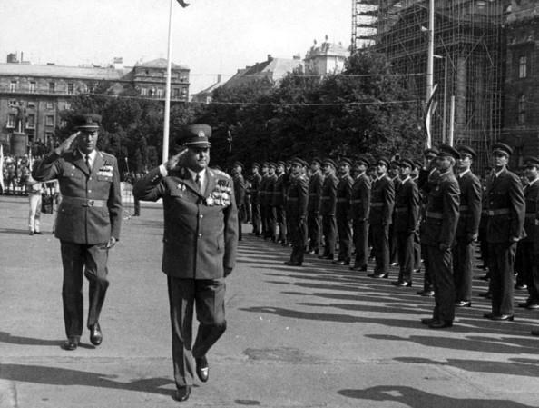 Oláh István, a diktatúra minisztere